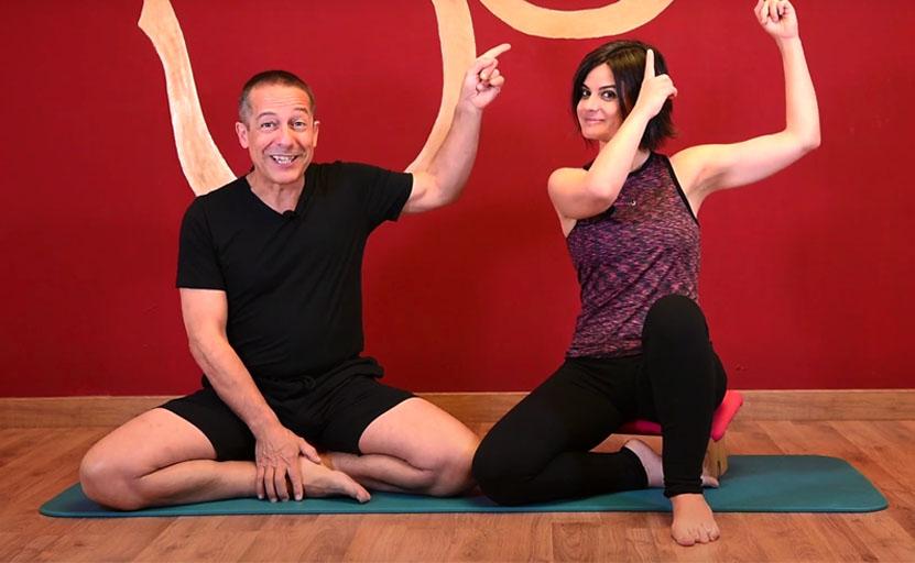 Taller de ioga Premià